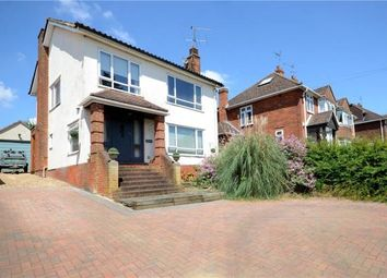 Thumbnail 4 bed detached house for sale in Henley Road, Caversham, Reading