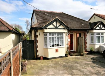 Thumbnail 3 bed semi-detached house for sale in Blackmore Road, Kelvedon Hatch