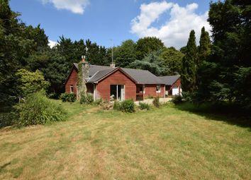 Thumbnail 3 bedroom detached bungalow for sale in The Avenue, Lasham, Alton, Hampshire