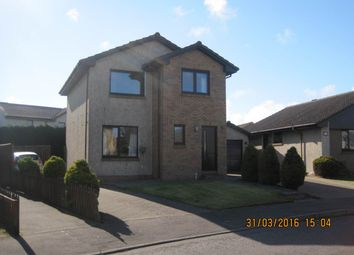 Thumbnail 3 bed detached house to rent in Beechwood Road, Arbroath