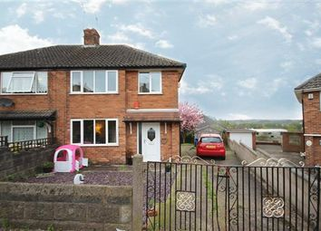 Thumbnail 2 bedroom semi-detached house for sale in Alwyn Crescent, Sneyd Green, Stoke-On-Trent