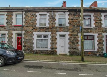Thumbnail End terrace house for sale in Queen Street, Treforest, Pontypridd