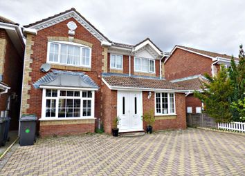 Thumbnail 4 bedroom detached house to rent in The Spinney, High Wycombe