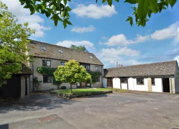 Thumbnail 6 bed barn conversion for sale in Wendlebury, Bicester