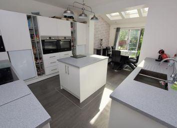 Thumbnail 5 bed semi-detached house for sale in Newton Road, High Heaton, Newcastle Upon Tyne