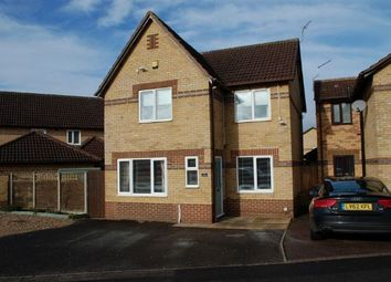 Thumbnail 3 bed detached house for sale in Rochelle Way, Duston, Northampton