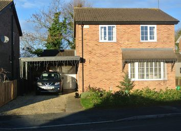 Thumbnail 3 bed detached house for sale in Beech Avenue, Bourne, Lincolnshire, Gb