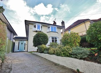 Thumbnail 3 bed detached house for sale in Cecil Avenue, Bournemouth