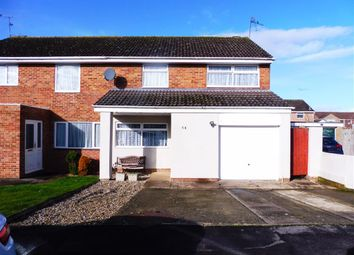 Thumbnail 3 bedroom semi-detached house for sale in Overbrook, Swindon