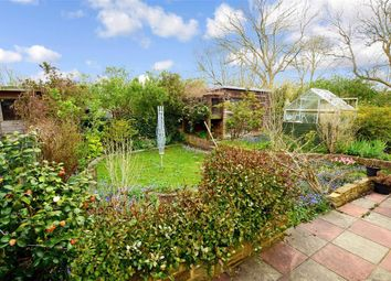 Thumbnail 1 bed semi-detached bungalow for sale in Eastwell Place, Hailsham, East Sussex