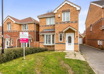Thumbnail 3 bed detached house for sale in Dunford Court, Wath-Upon-Dearne, Rotherham