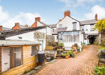 Thumbnail 4 bedroom terraced house for sale in Stewart Road, Oswestry, Shropshire