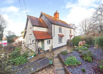Thumbnail 4 bed semi-detached house for sale in Welcombe, Ellicombe, Minehead