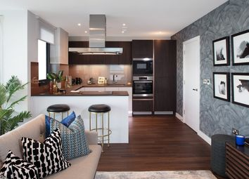 Thumbnail 2 bedroom flat for sale in Thames Street, London