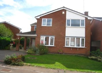 Thumbnail 4 bed detached house for sale in Rees Drive, Finham, Coventry
