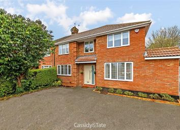 Thumbnail 5 bed semi-detached house for sale in Chiswell Green Lane, St Albans, Hertfordshire