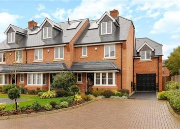 Thumbnail 4 bed end terrace house for sale in Ridings Close, Ascot, Berkshire
