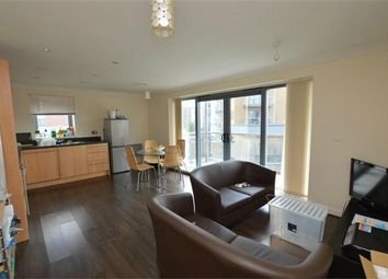 Thumbnail 2 bed flat for sale in 201 Quayside Drive, Colchester, Essex