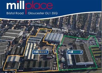 Thumbnail Warehouse to let in Unit Mill Place Bristol Road, Gloucester