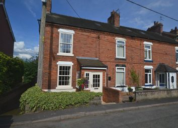 Thumbnail 3 bed end terrace house for sale in Pipe Gate, Market Drayton
