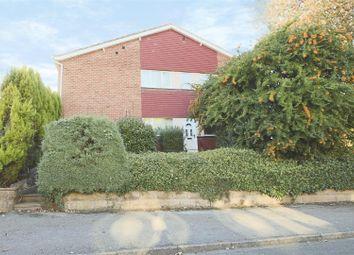 Thumbnail 2 bed maisonette for sale in Wensley Road, Woodthorpe, Nottingham