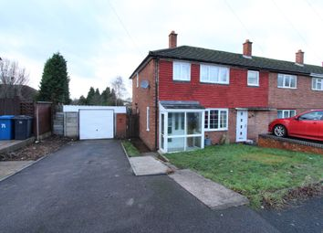 Thumbnail 2 bed end terrace house for sale in Chesterton Way, Tamworth