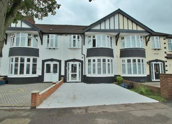 Thumbnail 3 bed terraced house for sale in Stradbroke Grove, Clayhall, Ilford