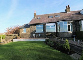 Thumbnail 3 bed bungalow for sale in Toothill Bank, Brighouse