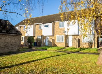 Thumbnail 3 bed terraced house for sale in Marlborough Close, St. Ives, Huntingdon