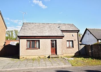Thumbnail 2 bed bungalow for sale in Co-Operative Avenue, Catrine, Mauchline