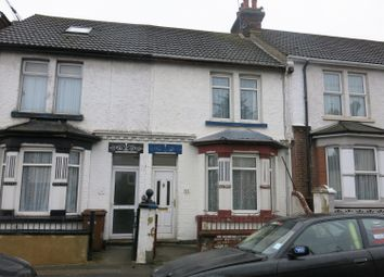 Thumbnail 3 bed terraced house for sale in Toronto Road, Gillingham
