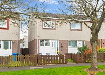 Thumbnail 2 bed end terrace house for sale in Calder House Road, Mid Calder, Livingston