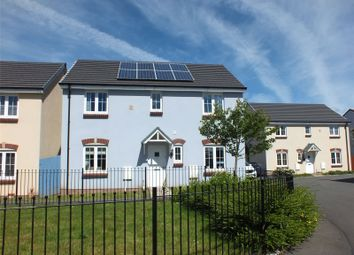 Thumbnail 4 bedroom detached house for sale in Gleneagles Close, Hubberston, Milford Haven