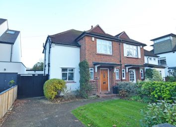 Thumbnail 3 bed semi-detached house for sale in St James Road, Hampton Hill