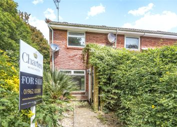 Thumbnail 2 bed end terrace house for sale in May Tree Close, Winchester, Hampshire