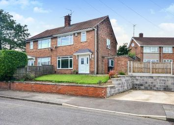 2 bed semi-detached house for sale in Willow Crescent, Sutton-In-Ashfield, Nottinghamshire, Notts NG17