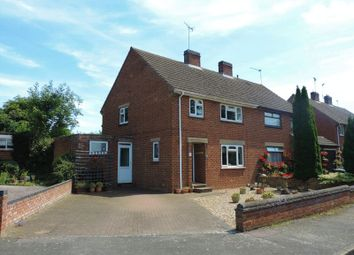 Thumbnail 3 bed semi-detached house for sale in Milton Road, Daventry