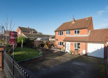 Thumbnail 4 bed detached house for sale in Gurney Road, New Costessey, Norwich
