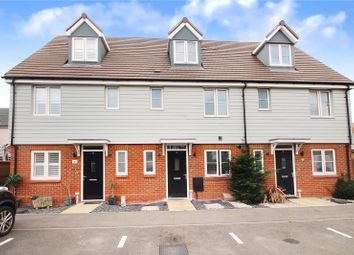 Thumbnail 4 bed terraced house for sale in Allium Gardens, Cresswell Park, Angmering, West Sussex