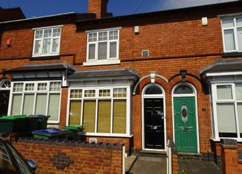 Thumbnail 2 bed terraced house to rent in Harborne Road, Bearwood, Smethwick