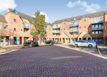 Thumbnail 2 bed flat for sale in Manor Court, Grimsby