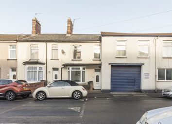 Thumbnail 2 bed terraced house for sale in Constance Street, Newport