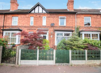 Thumbnail 3 bed terraced house for sale in Newton Street, Beeston, Nottingham