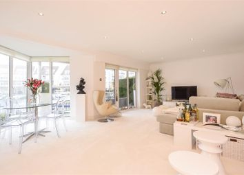 Thumbnail 3 bedroom flat for sale in Moriconium Quay, Poole