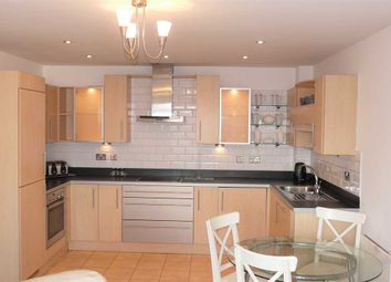 Thumbnail 2 bed flat to rent in The Quays, Castle Quay Close, Nottingham