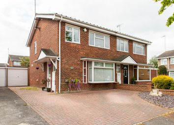 Thumbnail 3 bed semi-detached house for sale in Steeplefield, Eastwood
