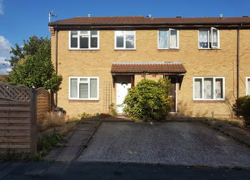 Thumbnail 2 bed end terrace house to rent in Hogarth Crescent, London, Greater London.