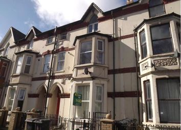 Thumbnail 1 bed property to rent in Fitzhamon Embankment, Riverside, Cardiff