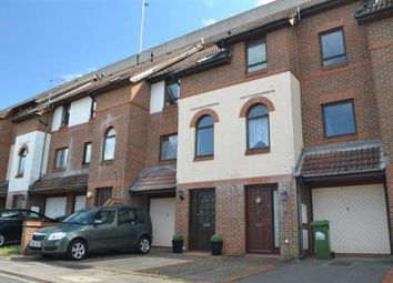 Thumbnail 3 bed terraced house to rent in Northern Anchorage, Hazel Road, Southampton