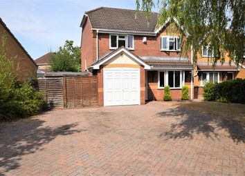 Thumbnail 4 bedroom detached house for sale in Oakhall Drive, Dorridge, Solihull